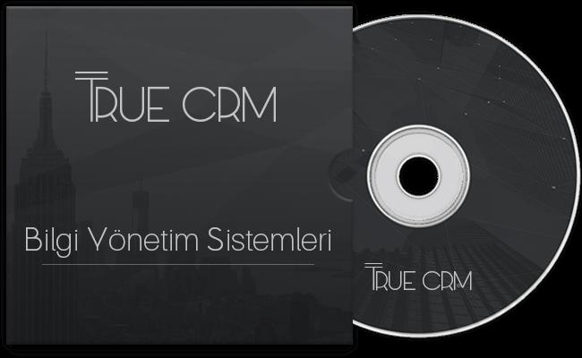 True CRM Programı CD