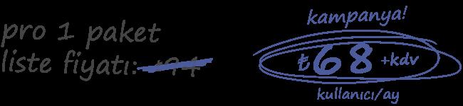 true crm web pro1 paket fiyat görseli